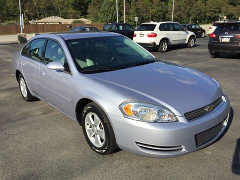 2006 Chevrolet Impala for sale at INTERNATIONAL AUTO SALES LLC in Latrobe PA