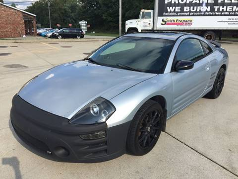 2004 Mitsubishi Eclipse for sale at INTERNATIONAL AUTO SALES LLC in Latrobe PA