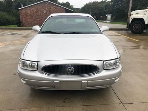 2002 Buick LeSabre for sale at INTERNATIONAL AUTO SALES LLC in Latrobe PA
