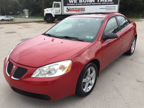 2007 Pontiac G6 for sale in Latrobe, PA