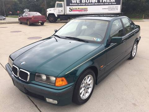 1998 BMW 3 Series for sale at INTERNATIONAL AUTO SALES LLC in Latrobe PA
