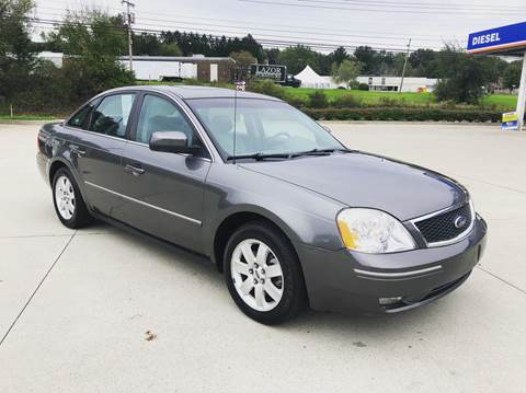 2006 Ford Five Hundred for sale at INTERNATIONAL AUTO SALES LLC in Latrobe PA