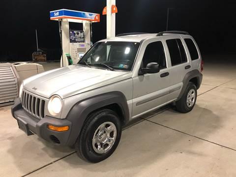 2002 Jeep Liberty for sale at INTERNATIONAL AUTO SALES LLC in Latrobe PA