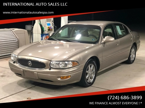 2004 Buick LeSabre for sale at INTERNATIONAL AUTO SALES LLC in Latrobe PA