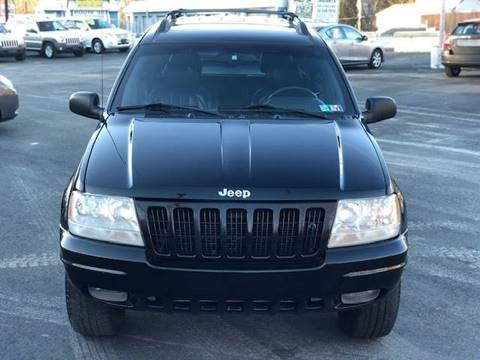 2000 Jeep Grand Cherokee for sale at INTERNATIONAL AUTO SALES LLC in Latrobe PA