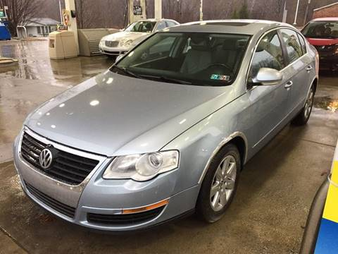 2006 Volkswagen Passat for sale at INTERNATIONAL AUTO SALES LLC in Latrobe PA