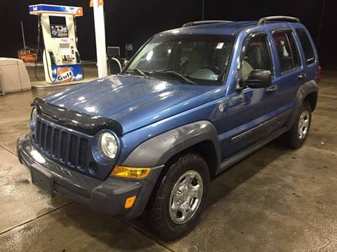 2006 Jeep Liberty for sale in Latrobe, PA