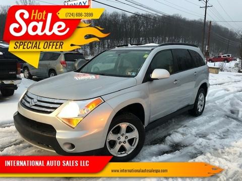 2009 Suzuki XL7 for sale at INTERNATIONAL AUTO SALES LLC in Latrobe PA