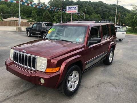 2007 Jeep Commander for sale in Latrobe, PA
