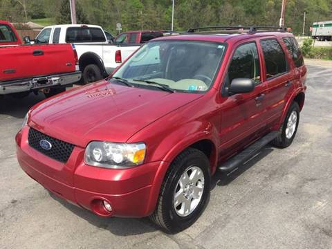 2007 Ford Escape for sale at INTERNATIONAL AUTO SALES LLC in Latrobe PA