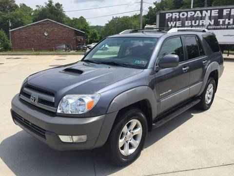 2003 Toyota 4Runner for sale at INTERNATIONAL AUTO SALES LLC in Latrobe PA