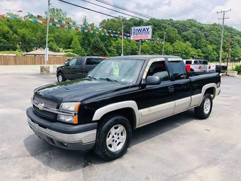 2005 Chevrolet Silverado 1500 for sale at INTERNATIONAL AUTO SALES LLC in Latrobe PA