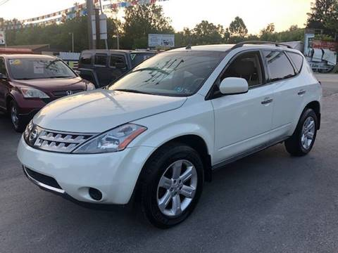 2006 Nissan Murano for sale at INTERNATIONAL AUTO SALES LLC in Latrobe PA