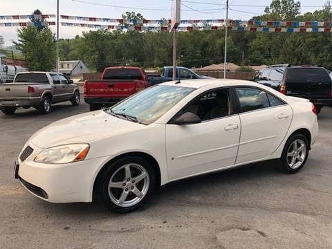 2008 Pontiac G6 for sale at INTERNATIONAL AUTO SALES LLC in Latrobe PA