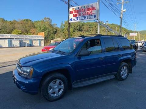 2006 Chevrolet TrailBlazer for sale at INTERNATIONAL AUTO SALES LLC in Latrobe PA