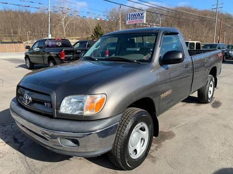 2006 Toyota Tundra for sale at INTERNATIONAL AUTO SALES LLC in Latrobe PA