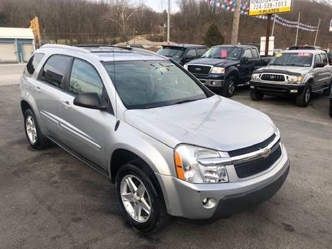 2005 Chevrolet Equinox for sale at INTERNATIONAL AUTO SALES LLC in Latrobe PA