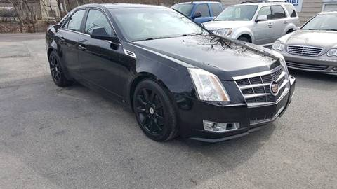 2008 Cadillac CTS for sale at INTERNATIONAL AUTO SALES LLC in Latrobe PA