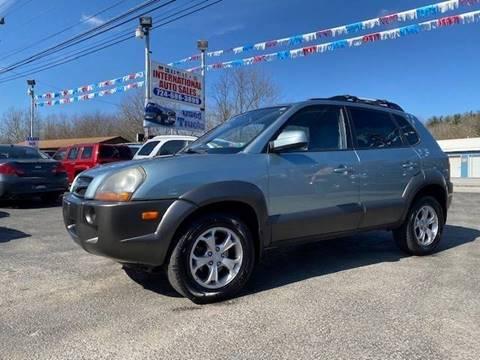 2009 Hyundai Tucson for sale at INTERNATIONAL AUTO SALES LLC in Latrobe PA