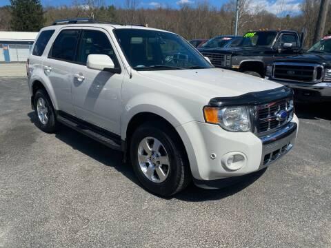 2012 Ford Escape for sale at INTERNATIONAL AUTO SALES LLC in Latrobe PA