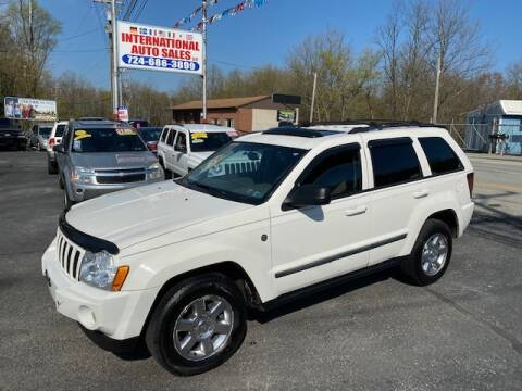 2007 Jeep Grand Cherokee for sale at INTERNATIONAL AUTO SALES LLC in Latrobe PA