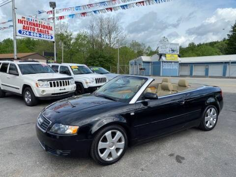2006 Audi A4 for sale at INTERNATIONAL AUTO SALES LLC in Latrobe PA