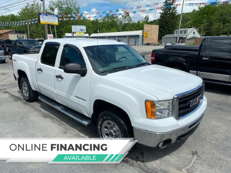 2010 GMC Sierra 1500 for sale at INTERNATIONAL AUTO SALES LLC in Latrobe PA