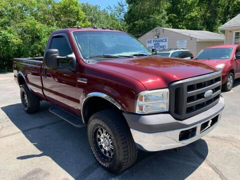 2005 Ford F-350 Super Duty for sale at INTERNATIONAL AUTO SALES LLC in Latrobe PA