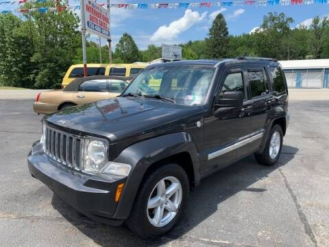 2010 Jeep Liberty for sale at INTERNATIONAL AUTO SALES LLC in Latrobe PA