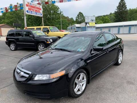 2004 Acura TL for sale at INTERNATIONAL AUTO SALES LLC in Latrobe PA