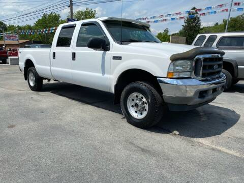 2003 Ford F-250 Super Duty for sale at INTERNATIONAL AUTO SALES LLC in Latrobe PA