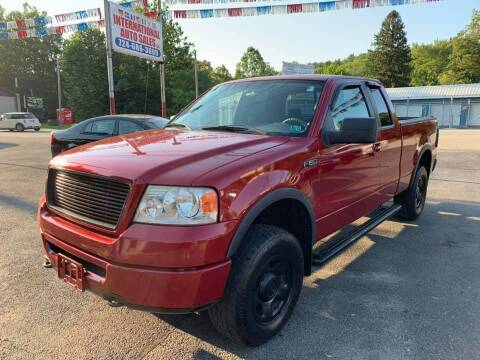 2007 Ford F-150 for sale at INTERNATIONAL AUTO SALES LLC in Latrobe PA