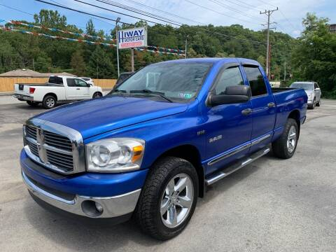 2008 Dodge Ram Pickup 1500 for sale at INTERNATIONAL AUTO SALES LLC in Latrobe PA