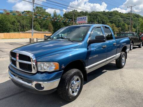 2005 Dodge Ram Pickup 2500 for sale at INTERNATIONAL AUTO SALES LLC in Latrobe PA