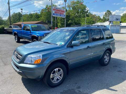 2005 Honda Pilot for sale at INTERNATIONAL AUTO SALES LLC in Latrobe PA