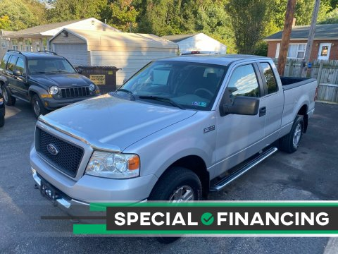 2005 Ford F-150 for sale at INTERNATIONAL AUTO SALES LLC in Latrobe PA