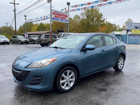2010 Mazda MAZDA3 for sale at INTERNATIONAL AUTO SALES LLC in Latrobe PA