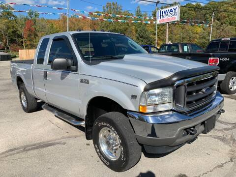 2004 Ford F-250 Super Duty for sale at INTERNATIONAL AUTO SALES LLC in Latrobe PA