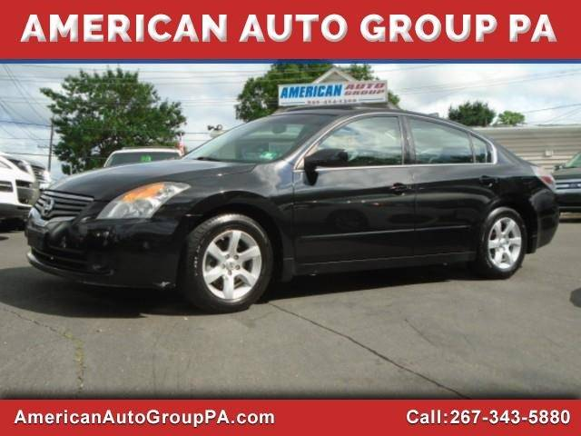 2008 Nissan Altima For Sale At American Auto Group 2 In Philadelphia PA