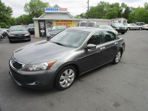2009 Honda Accord for sale in Philadelphia, PA