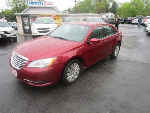 2013 Chrysler 200 for sale in Philadelphia, PA