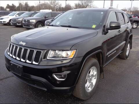 2016 Jeep Grand Cherokee for sale in Plymouth, IN