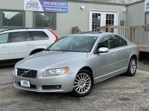 2008 Volvo S80 for sale in Baltimore, MD