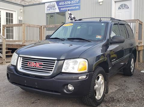 2006 GMC Envoy for sale in Baltimore, MD