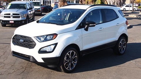 2019 Ford EcoSport for sale at Okaidi Auto Sales in Sacramento CA