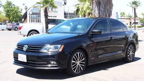 2016 Volkswagen Jetta for sale at Okaidi Auto Sales in Sacramento CA