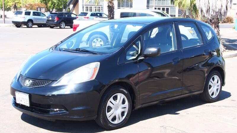 2009 Honda Fit for sale at Okaidi Auto Sales in Sacramento CA