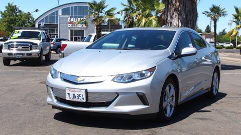 2017 Chevrolet Volt for sale at Okaidi Auto Sales in Sacramento CA