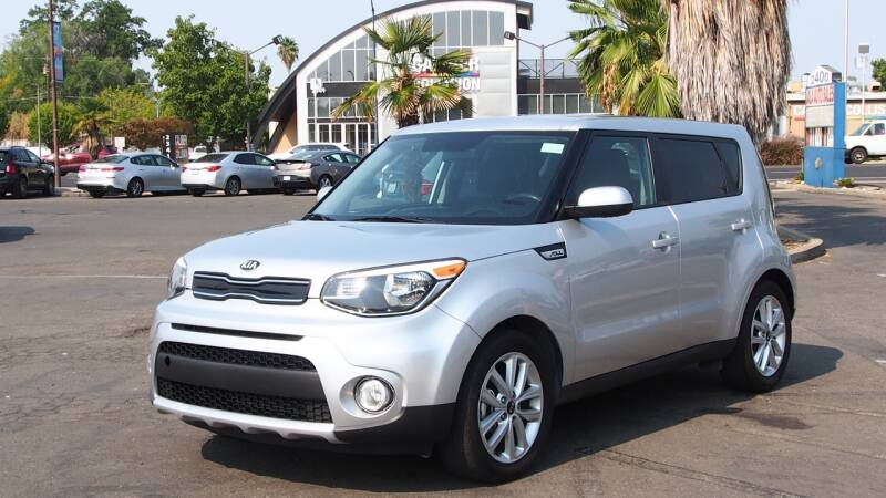 2019 Kia Soul for sale at Okaidi Auto Sales in Sacramento CA