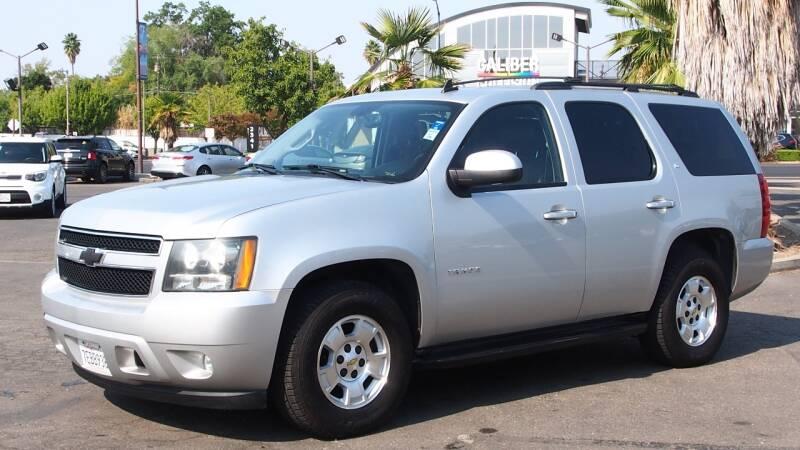 2011 Chevrolet Tahoe for sale at Okaidi Auto Sales in Sacramento CA